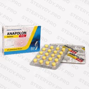 anapolon sterydy cennik