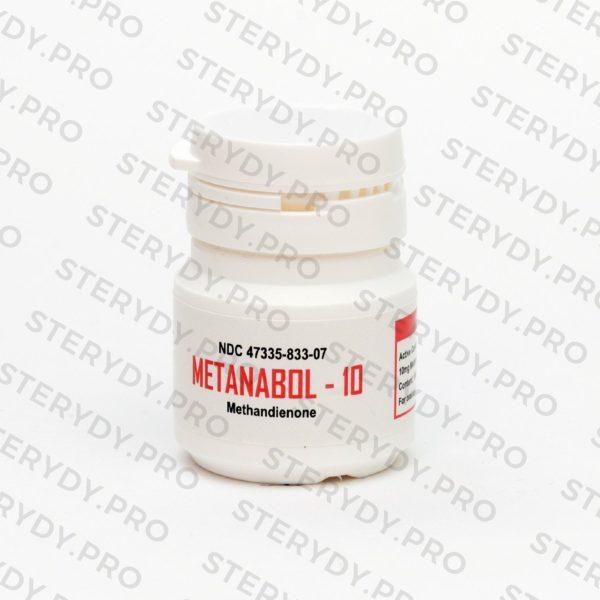 metanabol methandienone alphagen