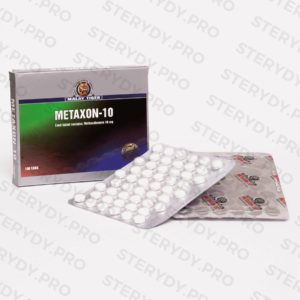 metaxon metanabol sterydy