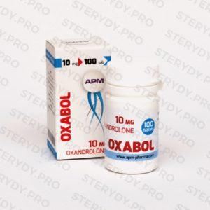 oxabol koksy sterydy